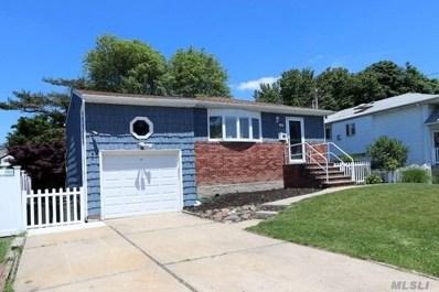 18 Knoll St, Lindenhurst, NY 11757 - MLS#: 3041792