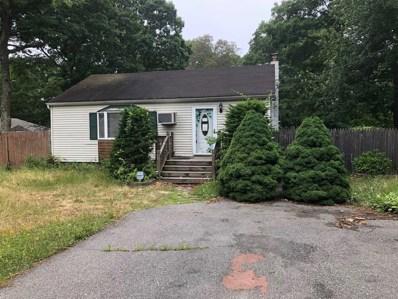 141 Auborn Ave, Shirley, NY 11967 - MLS#: 3042510