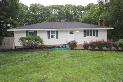 132 Head Of The Neck Rd, Manorville, NY 11949 - MLS#: 3045748