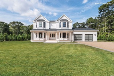 134 Lewis Rd, E. Quogue, NY 11942 - MLS#: 3045910