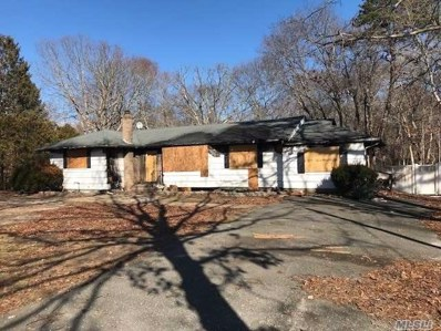 289 Munsell Rd, E. Patchogue, NY 11772 - MLS#: 3046105
