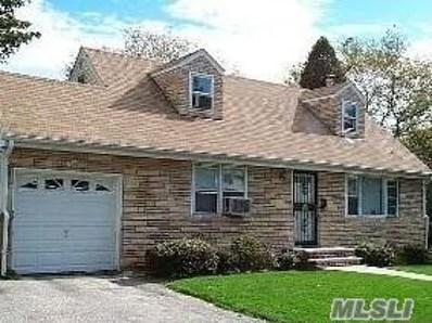 54 Beebe Ave, S. Hempstead, NY 11550 - MLS#: 3051989