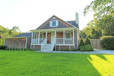 55 Woodridge Rd, Hampton Bays, NY 11946 - MLS#: 3052489