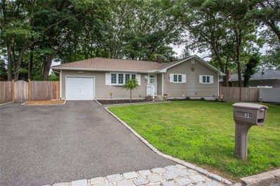 31 Forest Ave, Pt.Jefferson Sta, NY 11776 - MLS#: 3052613
