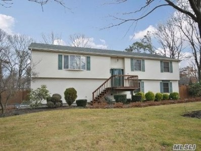 955 Old Town Rd, Coram, NY 11727 - MLS#: 3052659