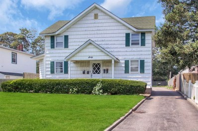 60 Bay Ave, Patchogue, NY 11772 - MLS#: 3055385