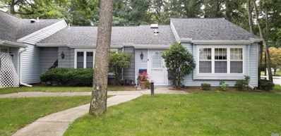 479 B Fairway Ct, Ridge, NY 11961 - MLS#: 3058242