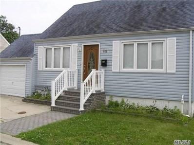 69 Lake St, Lindenhurst, NY 11757 - MLS#: 3059278