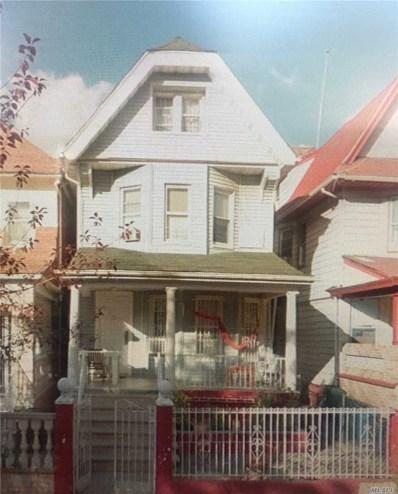 60 Ashford St, Brooklyn, NY 11207 - MLS#: 3059532