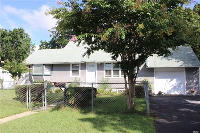 15 E Walnut St, Central Islip, NY 11722 - MLS#: 3060585