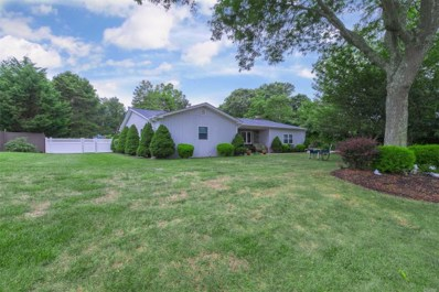 10 Rhododendron Dr, Center Moriches, NY 11934 - MLS#: 3062305