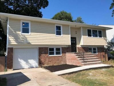 875 Shubert St, N. Baldwin, NY 11510 - MLS#: 3062665