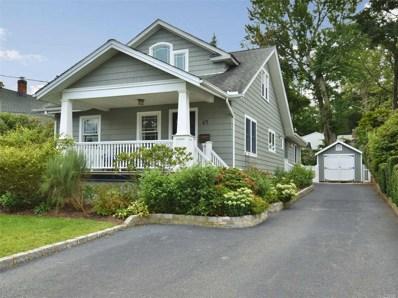 64 Central Pky, Huntington, NY 11743 - MLS#: 3063005