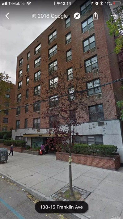 138-15 Franklin Ave Ave, Flushing, NY 11355 - MLS#: 3063110