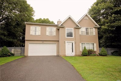 6 Timber Ridge Ct, Coram, NY 11727 - MLS#: 3064217