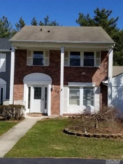 10 Appomattox Ct, Coram, NY 11727 - MLS#: 3066016