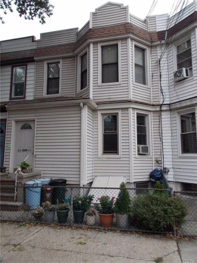 6519 79 St, Middle Village, NY 11379 - MLS#: 3066767