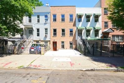 851 Herkimer St, Brooklyn, NY 11233 - MLS#: 3066949