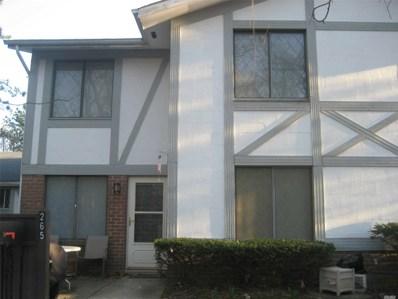 265 Birchwood Rd, Medford, NY 11763 - MLS#: 3067556