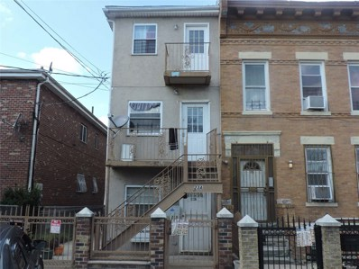 23 A McClancy Pl, Brooklyn, NY 11207 - MLS#: 3069365