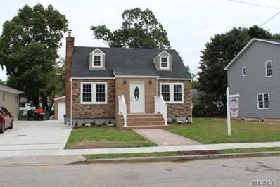 11 Saranac Rd, W. Hempstead, NY 11552 - MLS#: 3070468