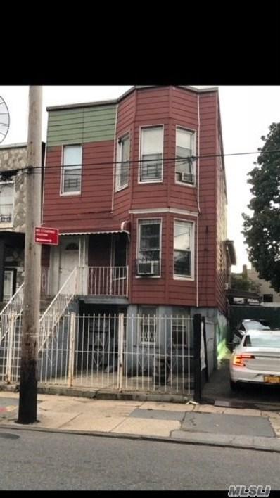 322 Logan St, E. New York, NY 11207 - MLS#: 3071411