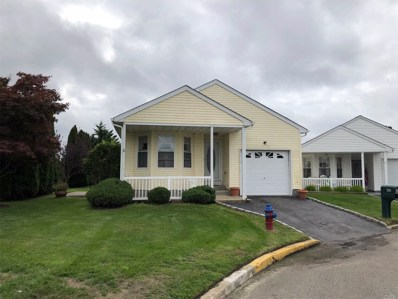 46 Willow Ct, Manorville, NY 11949 - MLS#: 3072210