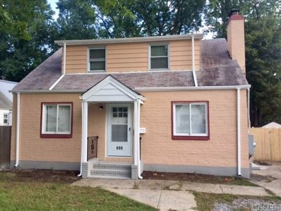 600 Northern Pky, Uniondale, NY 11553 - MLS#: 3072657