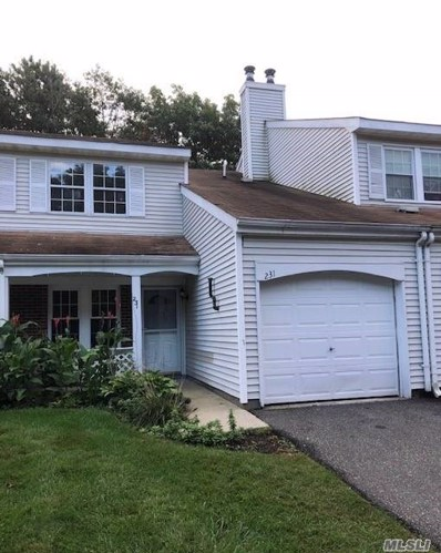 231 Ivy Meadow Ct, Middle Island, NY 11953 - MLS#: 3073877