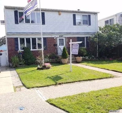 257 Hunnewell Ave, Elmont, NY 11003 - MLS#: 3074787