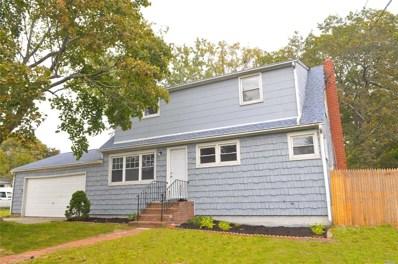 91 Woodycrest Dr, Farmingville, NY 11738 - MLS#: 3075234