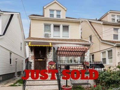 109-56 135th Street, S. Ozone Park, NY 11420 - MLS#: 3075872