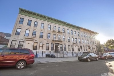 246 Sumpter St UNIT 1A, Brooklyn, NY 11233 - MLS#: 3077055