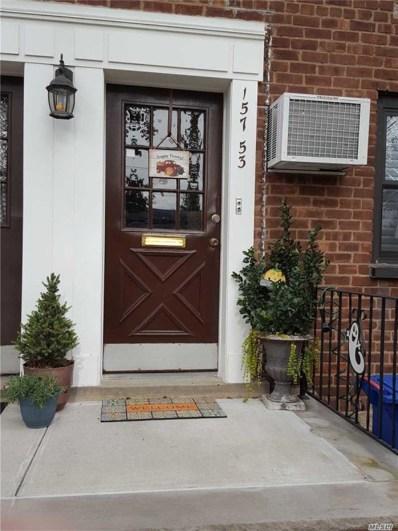 157-53 17th Ave, Whitestone, NY 11357 - MLS#: 3078536