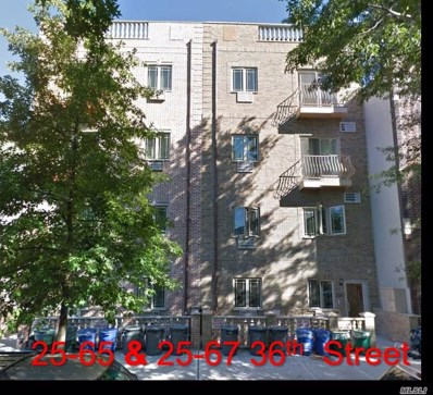 25-65 36th Street, Astoria, NY 11103 - MLS#: 3080163