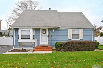 221 S Pershing Ave, Bethpage, NY 11714 - MLS#: 3080321