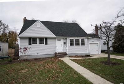 168 Noell, Levittown, NY 11756 - MLS#: 3081044