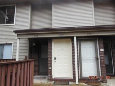 828 Woodland Ct, Coram, NY 11727 - MLS#: 3081203
