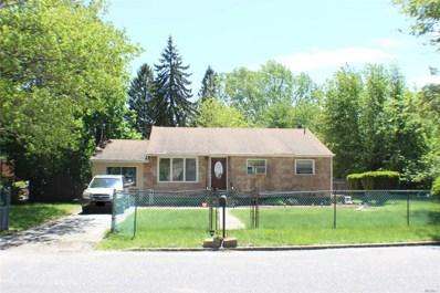 496 Locust St, Brentwood, NY 11717 - MLS#: 3082240
