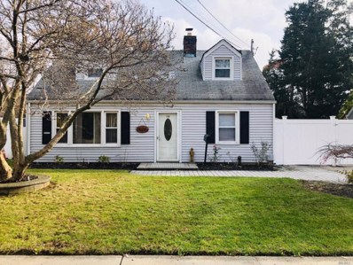 520 Riverside Ave, Massapequa, NY 11758 - MLS#: 3082328