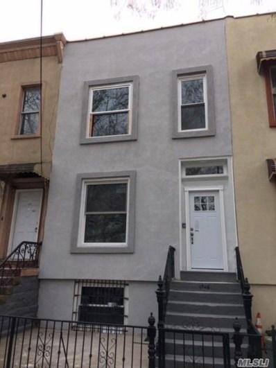 1746 Bergen St, Brooklyn, NY 11233 - MLS#: 3082588