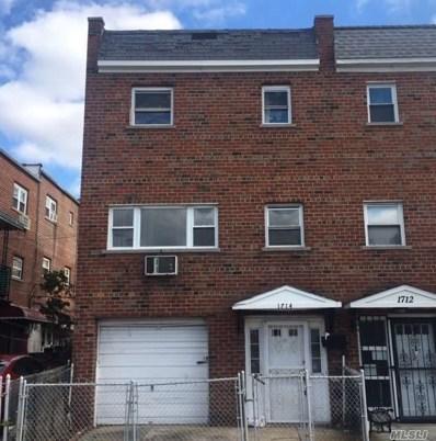 1714 Matthews Ave, Bronx, NY 10462 - MLS#: 3083502