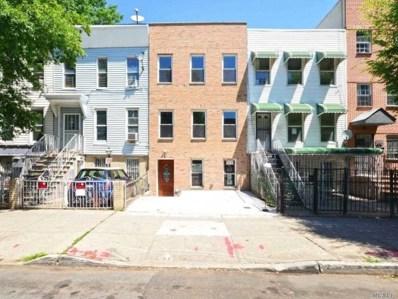 851 Herkimer St, Brooklyn, NY 11233 - MLS#: 3083892