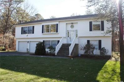 410 Chapman Blvd, Manorville, NY 11949 - MLS#: 3083920