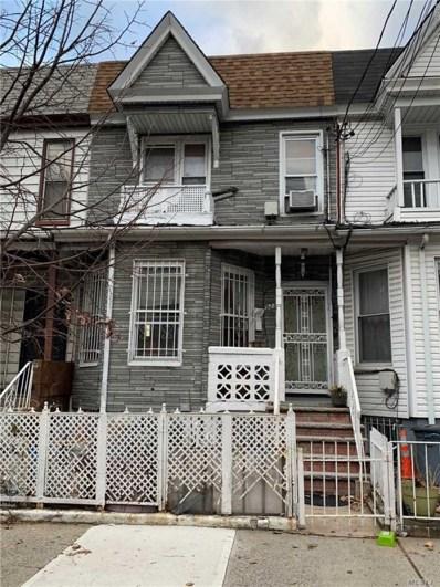 923 Belmont Ave, Brooklyn, NY 11208 - MLS#: 3083991