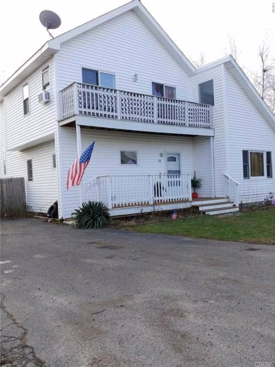 12 W Narcissus Rd, Mastic Beach, NY 11951 - MLS#: 3084066