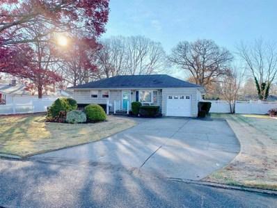 124 Brook St, W. Sayville, NY 11796 - MLS#: 3084365