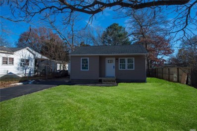 3 Canary Pl, Farmingville, NY 11738 - MLS#: 3084754