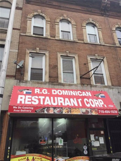 109 Belmont Ave, Brooklyn, NY 11212 - MLS#: 3085032