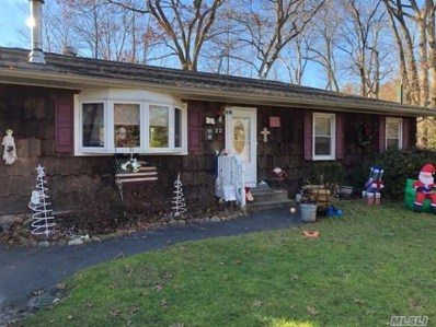 22 Brookhaven Dr, Rocky Point, NY 11778 - MLS#: 3085136
